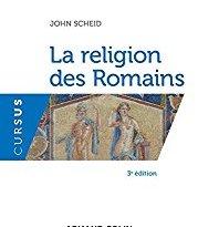 La religion des Romains de John Scheid