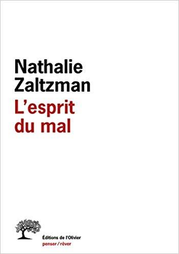 L'esprit du mal de Nathalie Zaltzman