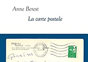 La carte postale de Anne Berest