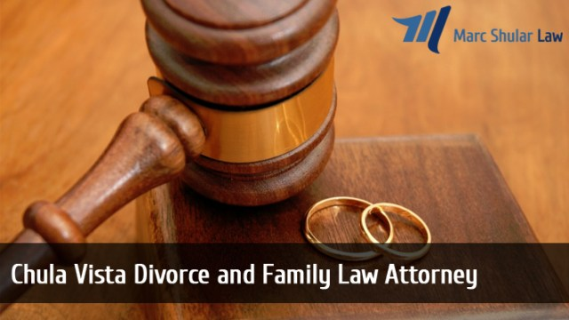 Chula Vista Divorce and Family Law Attorney