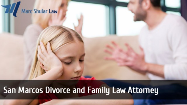 San Marcos Divorce and Family Law Attorney