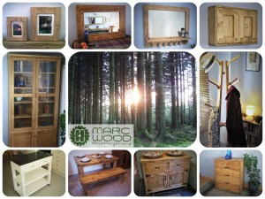 Marc Wood Joinery in Somerset are always happy to create something bespoke for you. All of our picture frames, mirrors and furniture is designed by Marc and custom handmade to ordre by Marc and our talented team using reclaimed wood.