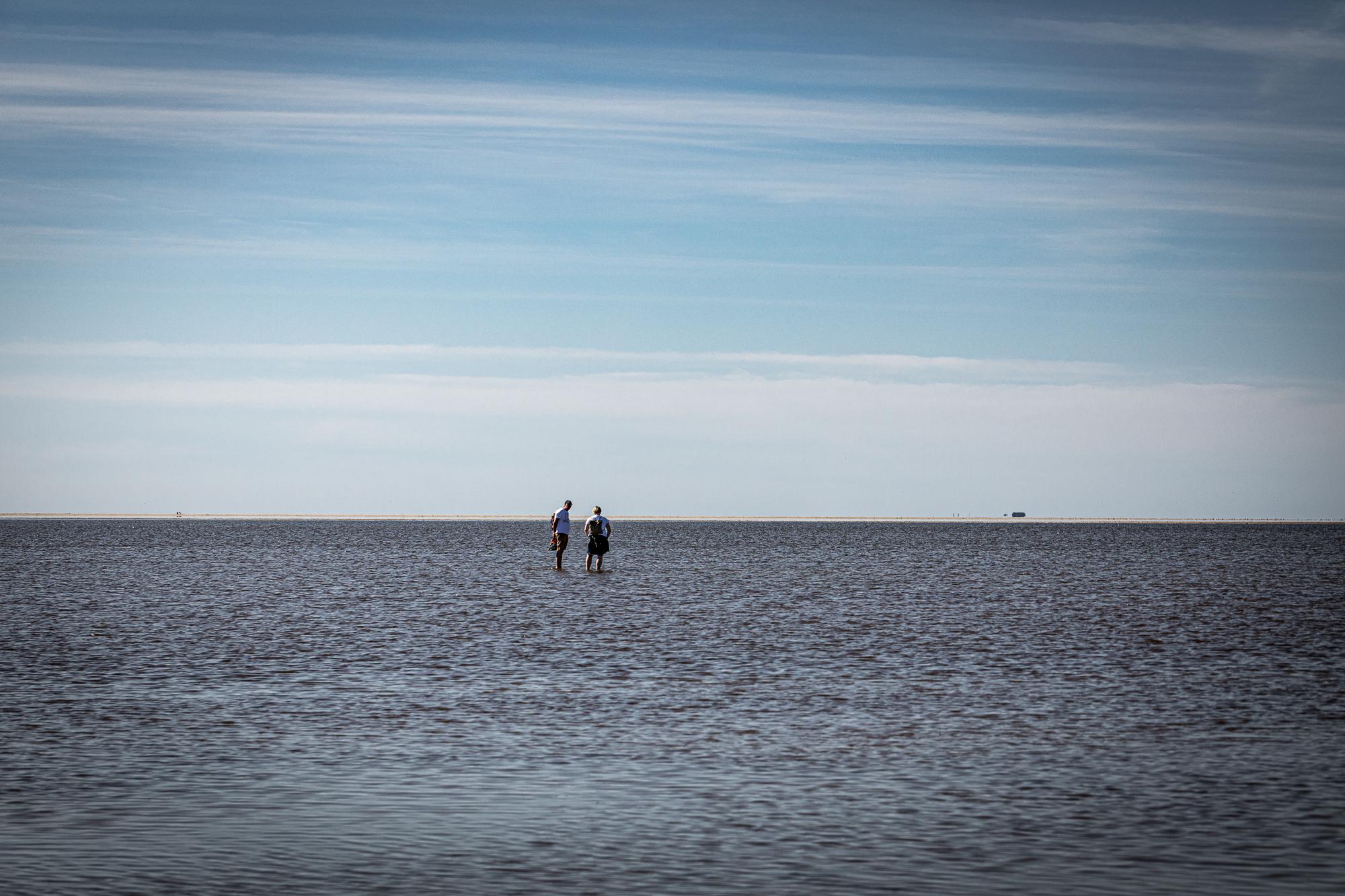 Wunderbares Wattenmeer