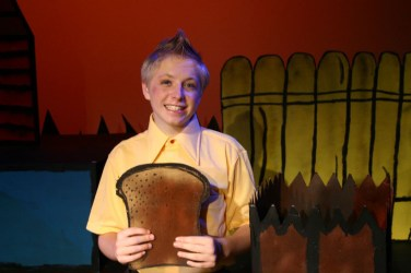 You're a Good Man Charlie Brown. Photo credit: Ballibay Performing Arts.