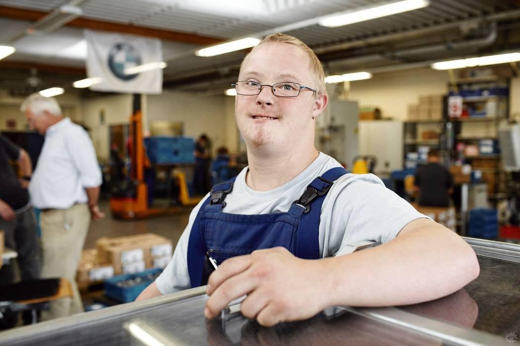 Marcus Gloger Behindertenwerksttten