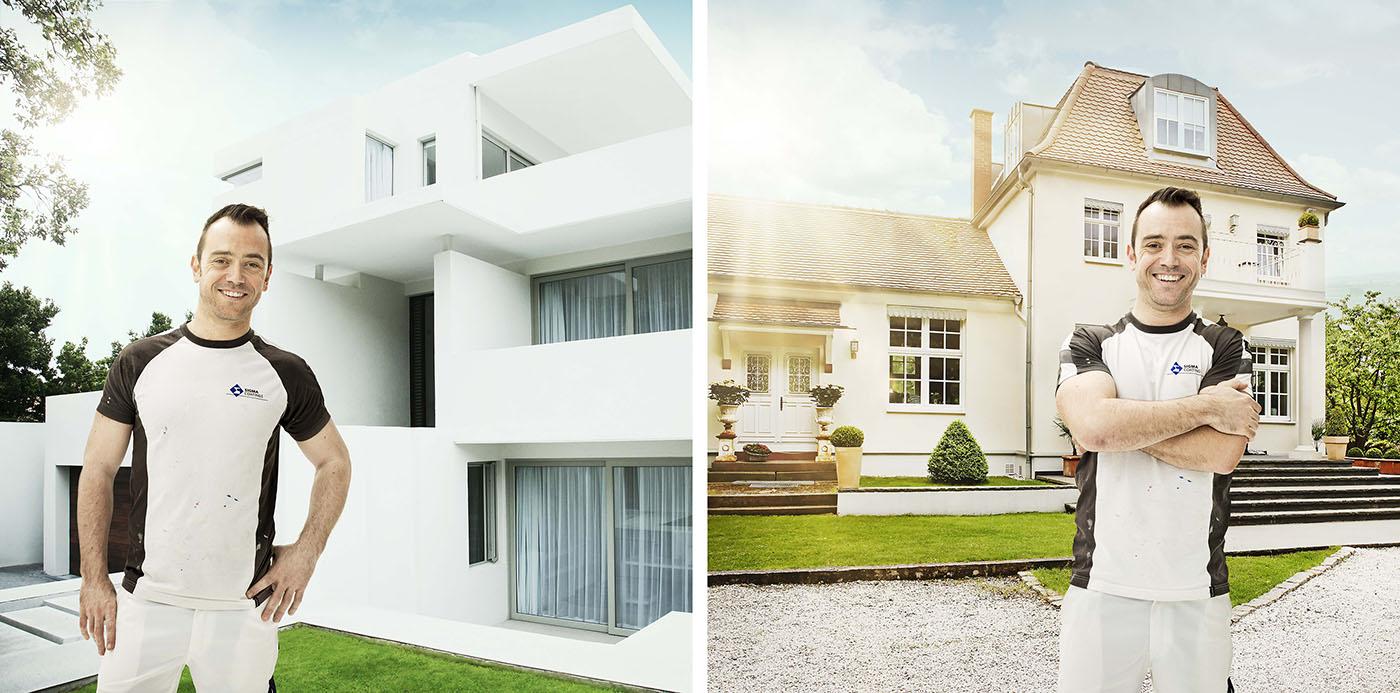 Sigma coatings house painter