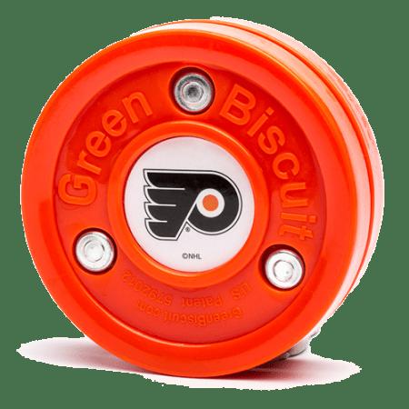 Green Biscuit Narancssárga Philadelphia Flyers Korong