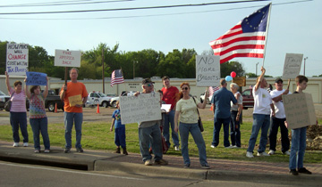 Tea Party Participants