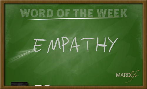 Empathy – Word For The Week