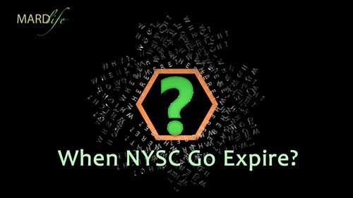 When NYSC Go Expire? – RHETORICS