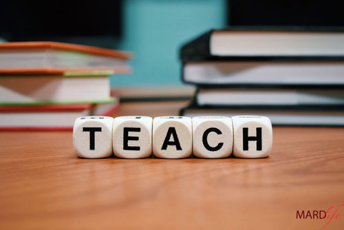 Teach Them – (Words And Life)