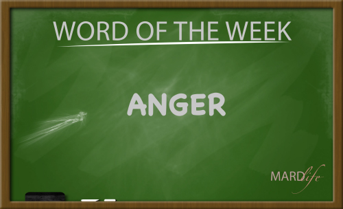 ANGER (Word For The Week)