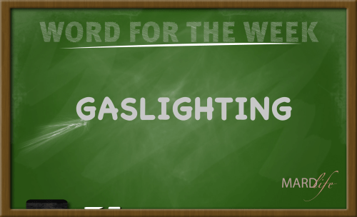 Gaslighting (Word For The Week)