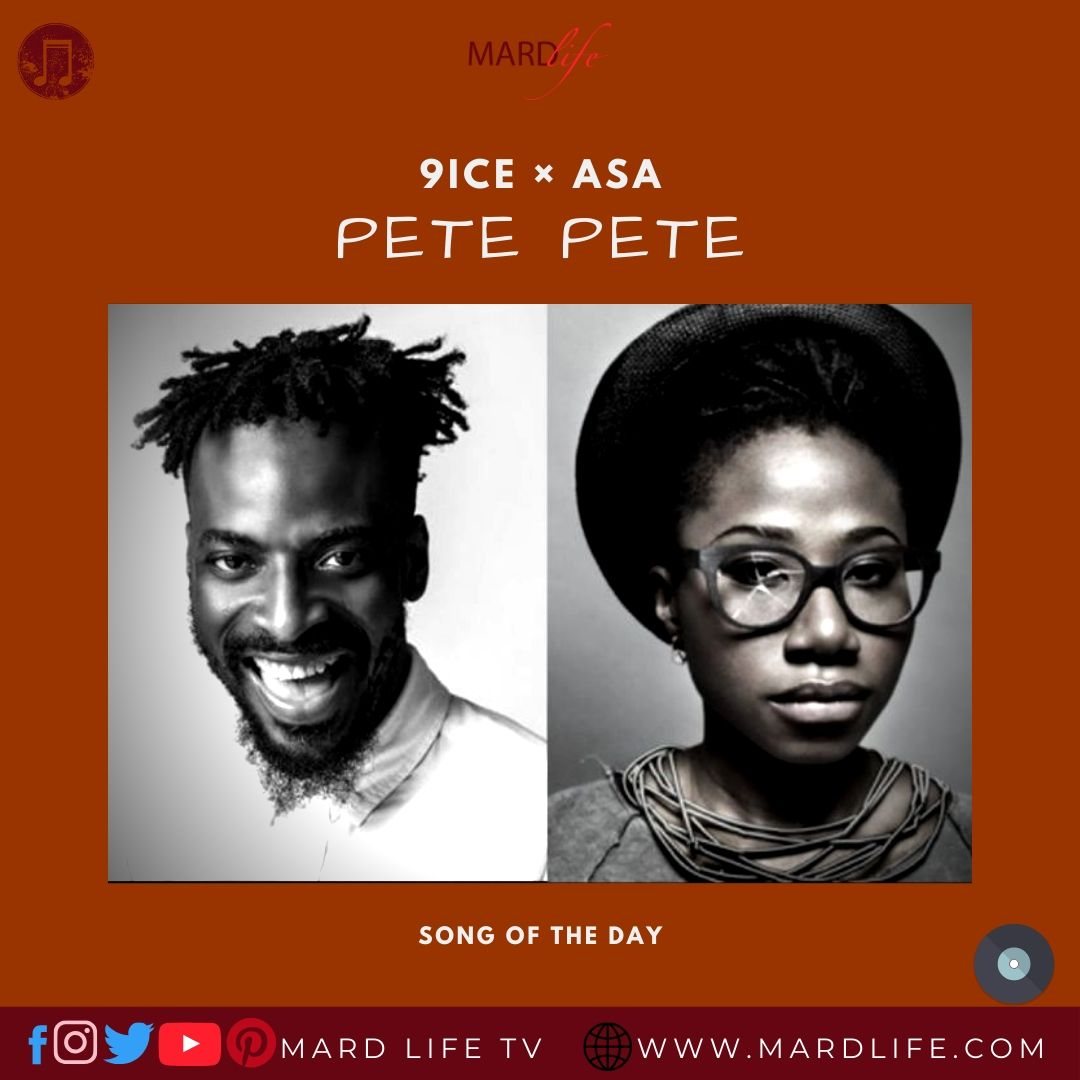 Pete Pete, Asa, 9ice, Tradition, Lyrics, Afro Soul, Alternative Music, African Music, Nigeria, History, Legend,