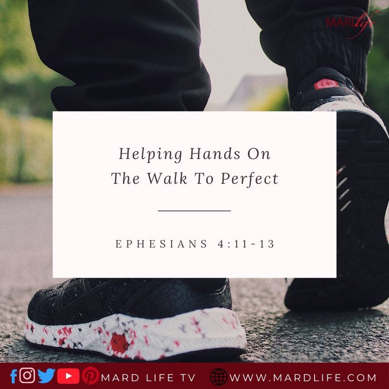 Perfect, Perfection, Complete, Imperfect, Ministers, Christian, Leadership, Helping Hands,
