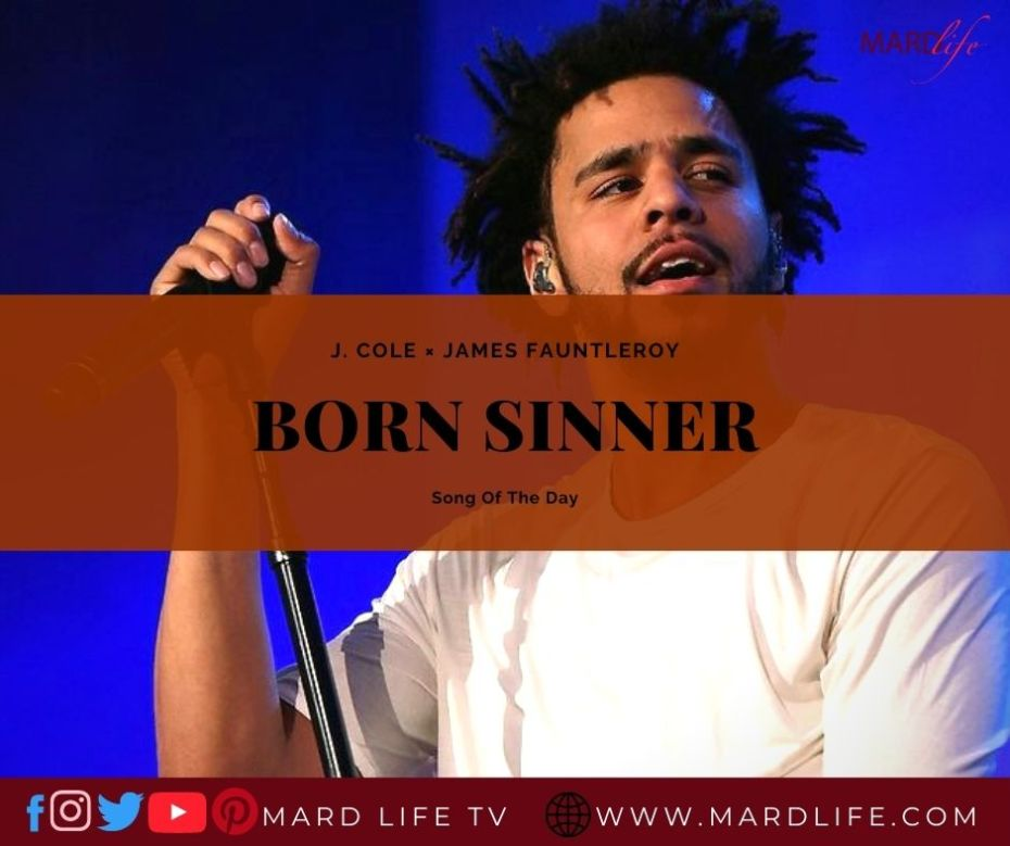 Born Sinner – J. Cole × James Fauntleroy