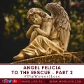 Angel Felicia, Rescue, Secondary School Tales, Short Story, Series, Senior, Prefect, Save, Salvation,