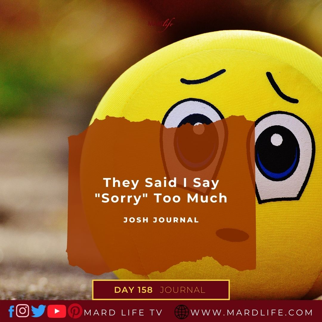 Sorry, Contrite, Apology, Apologize, Relationship, Love, Friendship, Friends, Not Sorry, Stubborn,