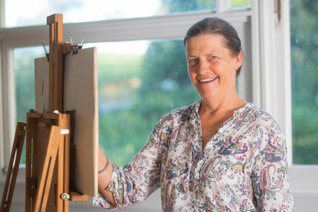 Maree Angus - Artist