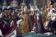 مراسم تتوجيه الإمبراطورية جوزفين إبنة إمبراطور النمسا في كاتدرائية نوتردام
