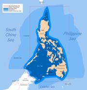المياه الإقليمية للفلپين