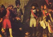 The Surrender of Madrid, Antoine-Jean Gros, c. 1810