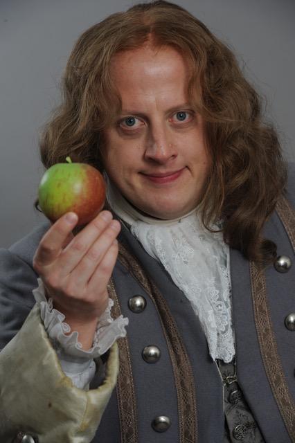 Isaac Newton - Drunk History