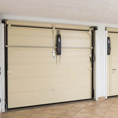 Porta Basculante MY FUSION - garage