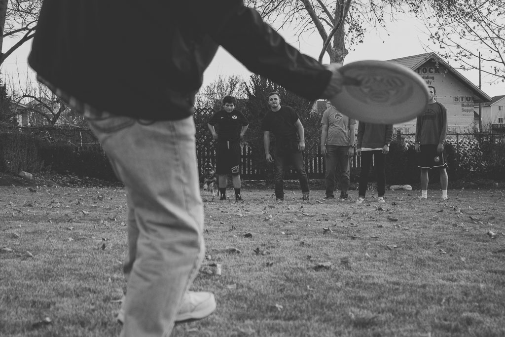 Day in the Life - Frisbee Thanksgiving