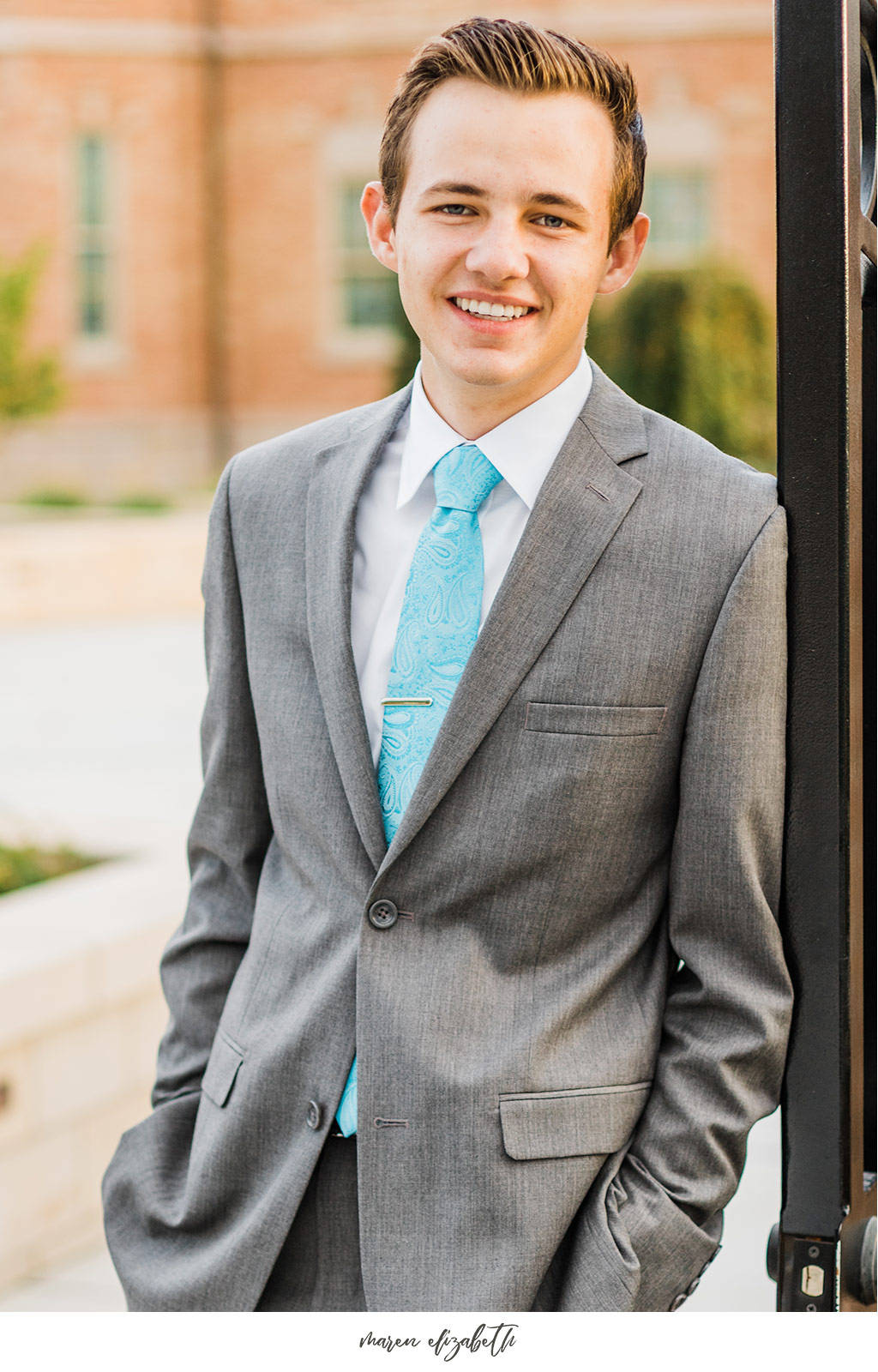 Elder missionary pictures at the Provo City Center Temple in Provo, UT. Arizona Photographer   Maren Elizabeth Photography