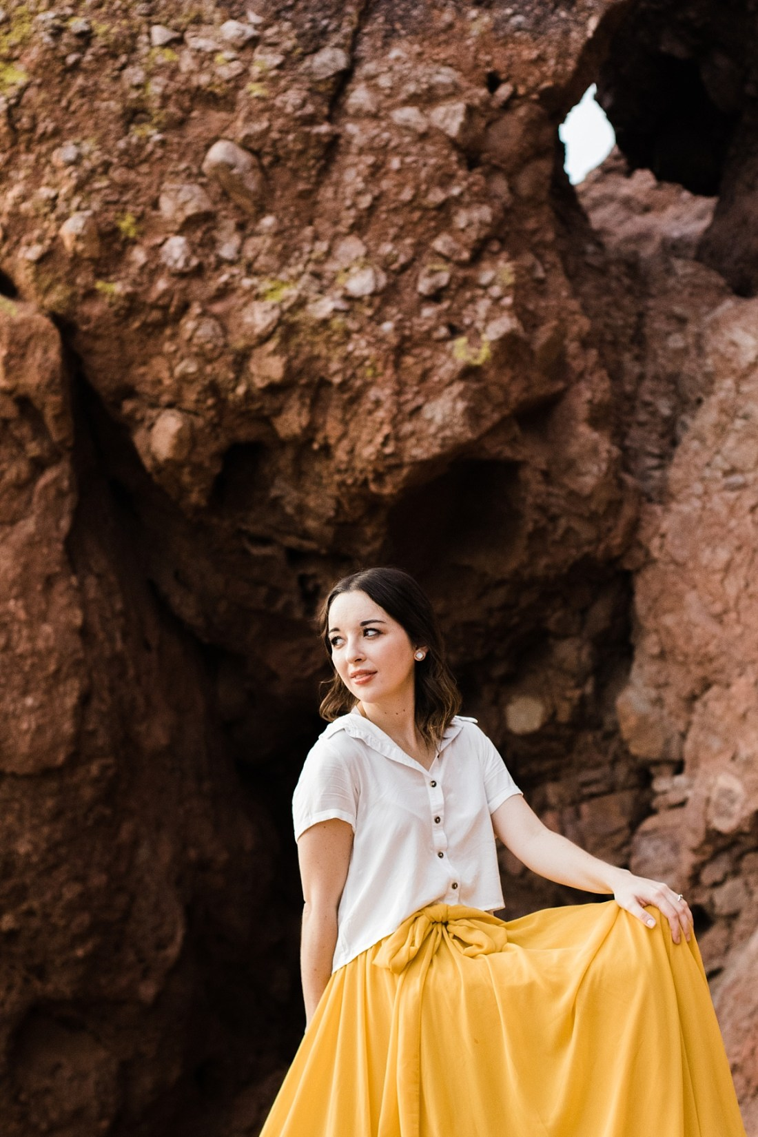 Pictures at Papago Park   Hole in the Rock   East Valley Photographer