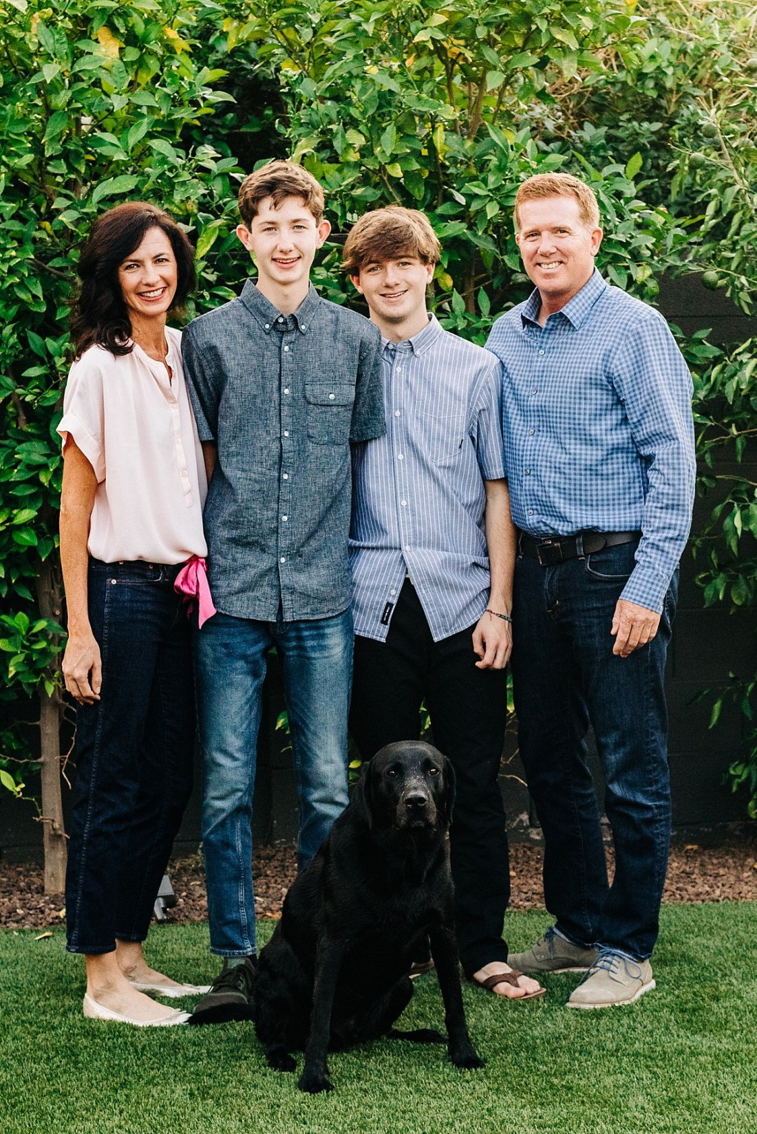 North Phoenix Family Photographer