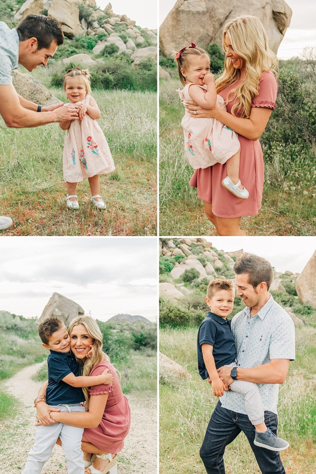 Tom's Thumb Family Pictures | Scottsdale AZ Photographer