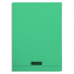 cahier polypro calligraphe grand format