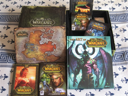 Burning Crusade Collector's Edition