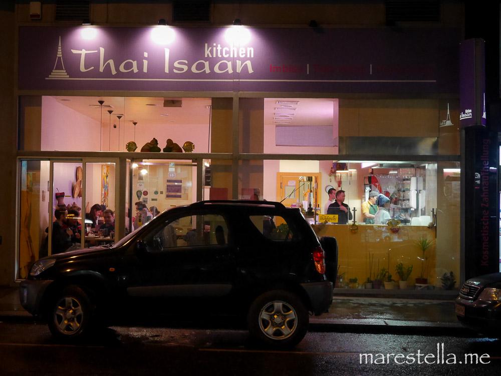 Thai Isaan Kitchen. Wenn der nächste Thai Urlaub zu lange ...