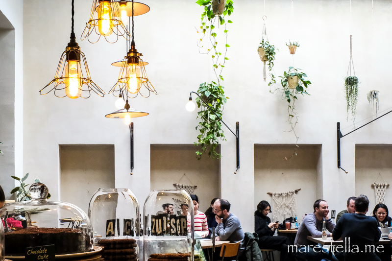 Berlin Food Guide - vom Café in Wayoming-Style bis zum Dinner in ...