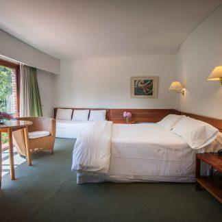Hotel Del Bosque Pinamar - Habitación Parque Superior