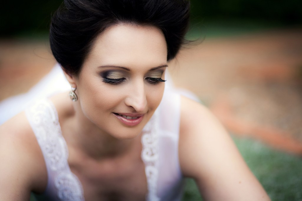 bride waterkloof wedding