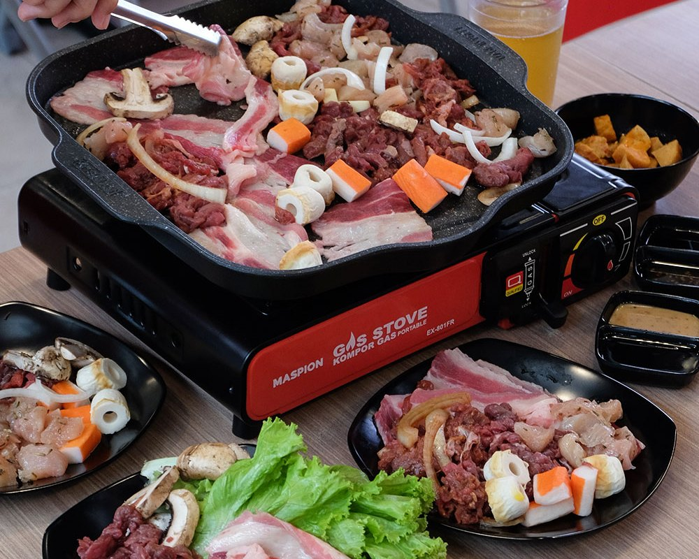 Grill 99 (All You Can Eat) - Bintaro