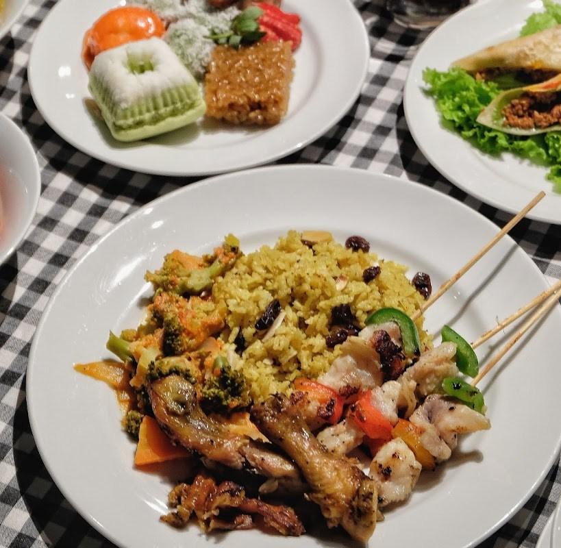 Ramadan Buffet di Atria Hotel & Residences