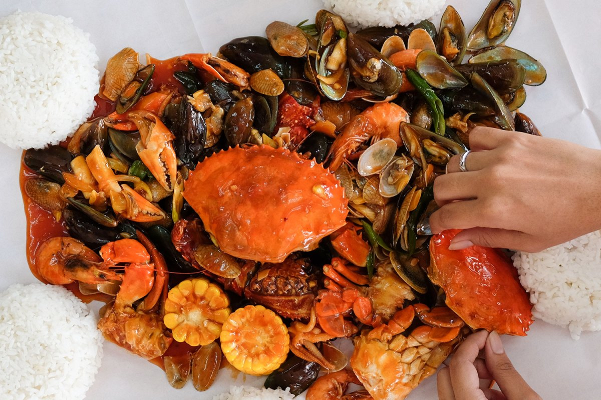 Djajan Seafood Tangerang