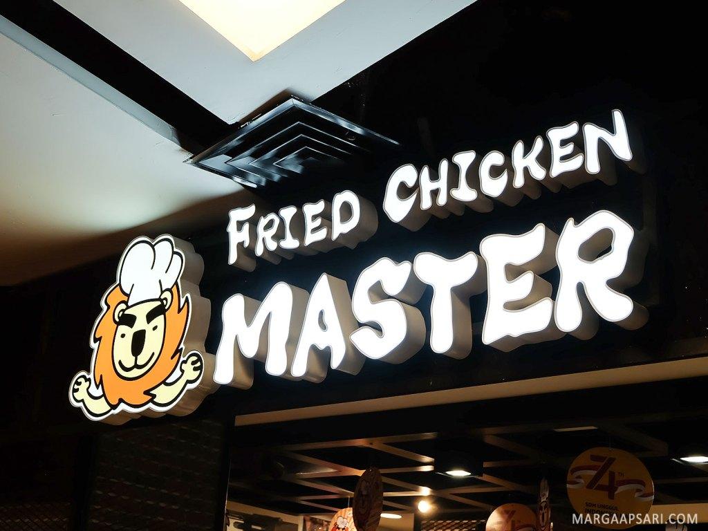 Fried Chicken Master, Blok M, Jakarta
