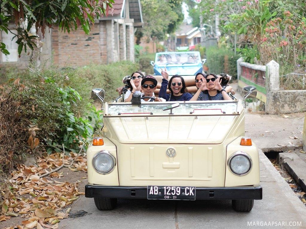 Jalan-jalan VW Tour Magelang