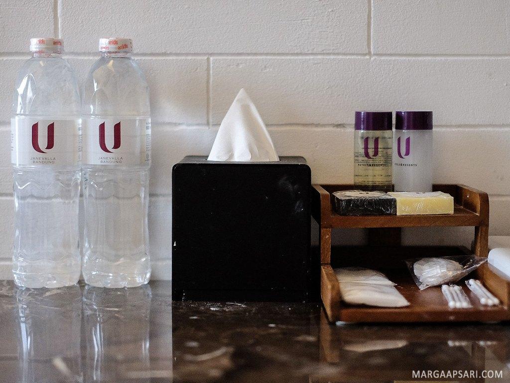 Fasilitas di hotel