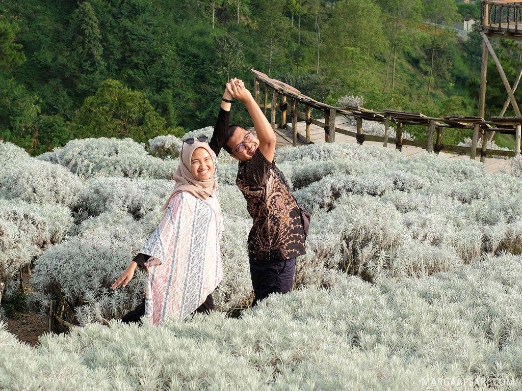 Taman Edelweiss, Karangasem Bali