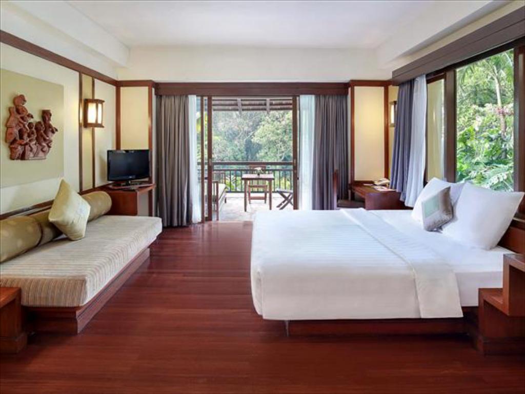 Kamar di Novotel Bogor