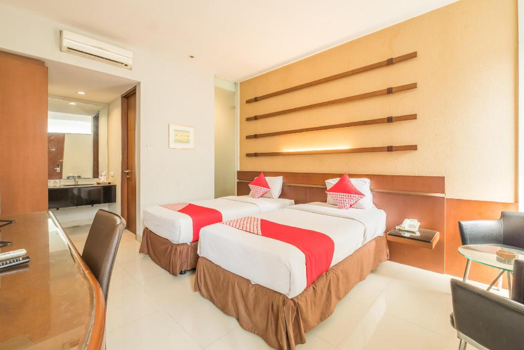 Capital O 874 Hotel Nyland Pasteur OYO Rooms