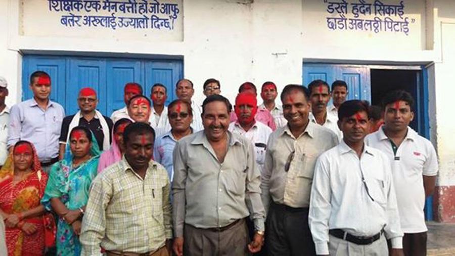 नेपाल शिक्षक संघ नेपालगन्ज नगर अध्यक्षमा कञ्चन आचार्य निर्विरोध निर्वाचित