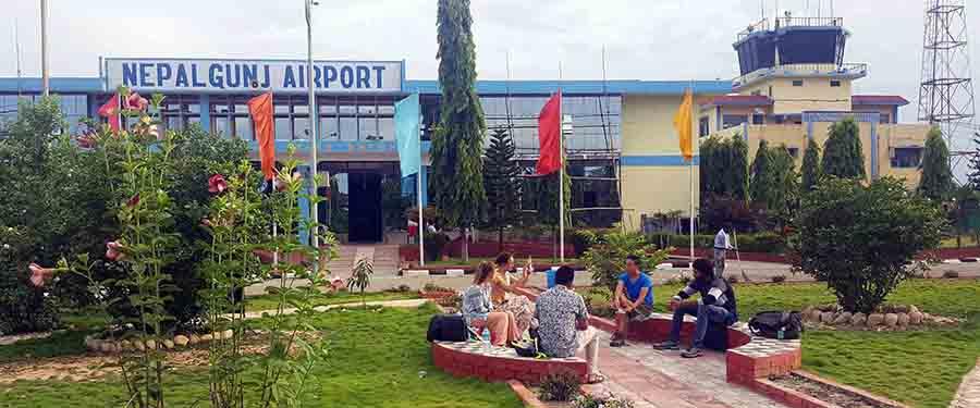 नेपालगञ्ज विमानस्थललाई क्षेत्रीय अन्तर्राष्ट्रिय केन्द्र बन्दै